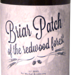 500ml bottle of Briar Patch of The Redwood Forest AIPA